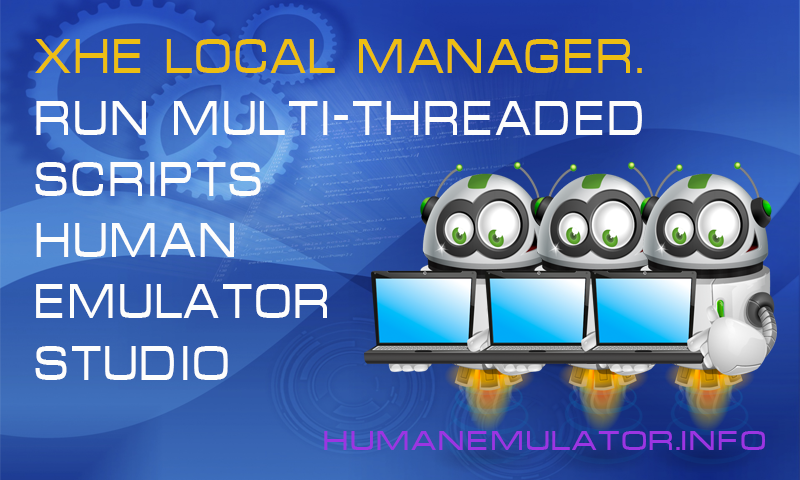 Xhe local manager